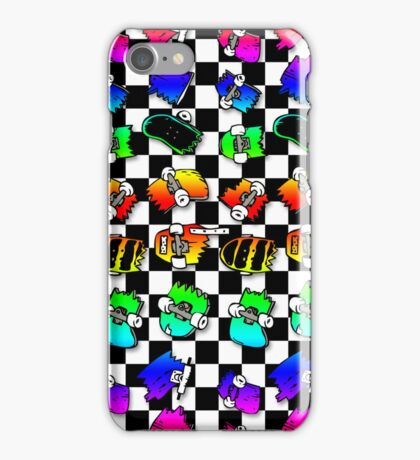 busted decks 2  iPhone Case/Skin