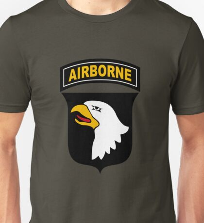 101st Airborne Division (US Army) Unisex T-Shirt