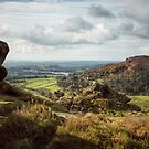 Peak District View by gm8ty