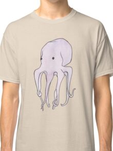 Ghost Octopus Classic T-Shirt